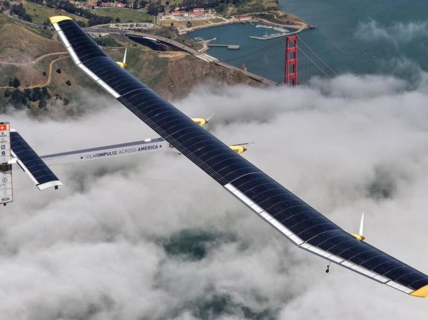 Impulse II: avión solar vuelve a volar