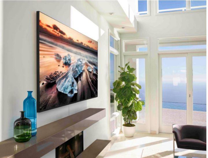 De la mano de Samsung, la tecnología 8K llega a la Argentina para marcar una nueva era en imagen televisiva