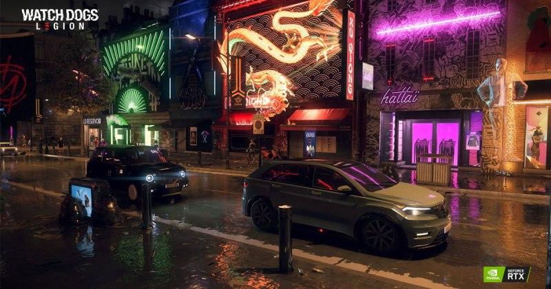 ¡GeForce Gamers están Game Ready para Watch Dogs: Legion!