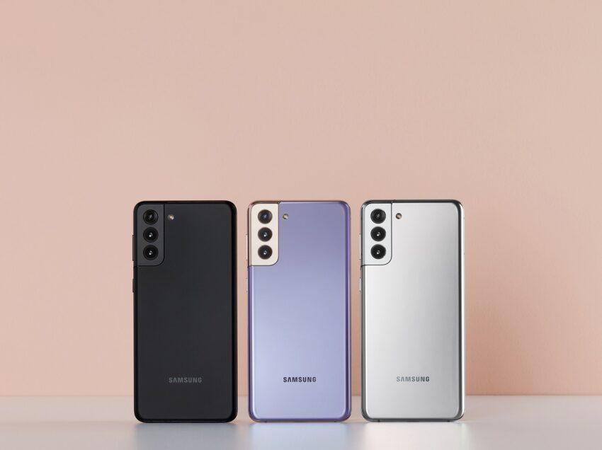 Haga que cada día sea épico con Samsung Galaxy S21 y Galaxy S21+