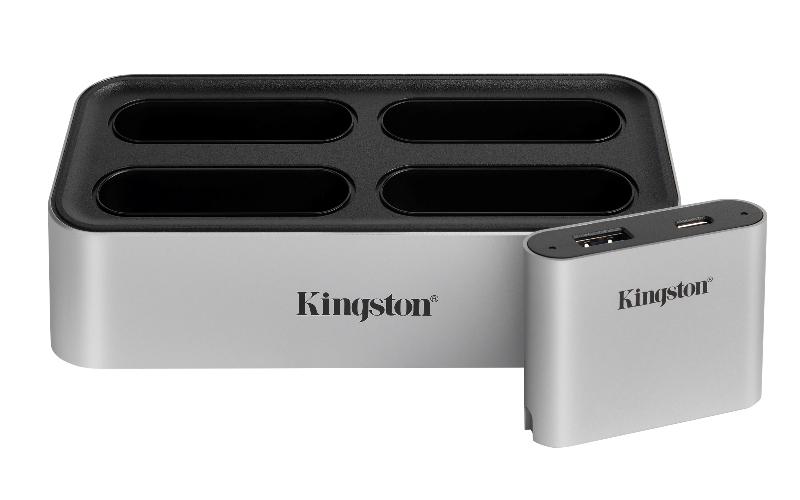 CES 2021: Kingston presenta la serie de productosWorkflow