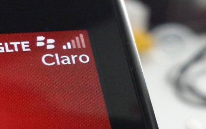 Claro amplio la cobertura 4G LTE de la region Metropolitana en Chile