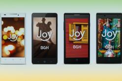 BGH Joy presenta su segunda generación de Smartphones