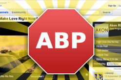 AdBlock Plus bloquea contenido en YouTube