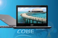 Acer actualiza su Chromebook C720