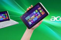 Acer lanzara en junio el primer tablet Windows de 8 pulgadas