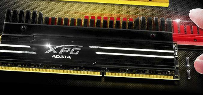 ADATA y sus memorias DDR3 XPG