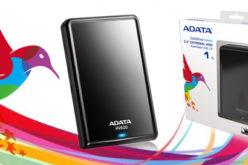 ADATA presenta en su nuevo disco externo USB 3.0 de 1TB