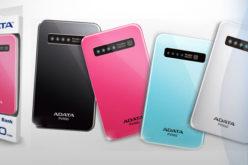 ADATA presenta el cargador de dispositivos móviles PV100