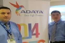 ADATA  presento productos en CES 2014