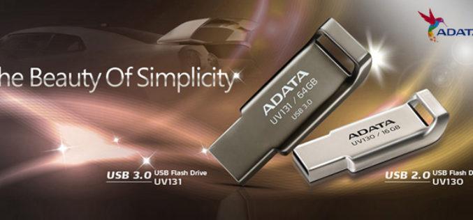 ADATA presenta el Flash Drive UV 131