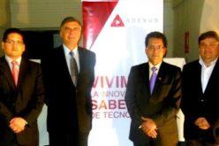 Carlos Busso, presidente de Adexus visita la filial peruana