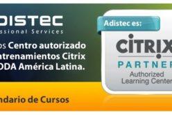 Adistec realiza cursos de formacion Citrix