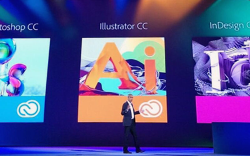 Adobe y su nueva version de Creative Cloud