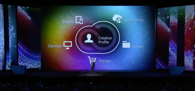 Adobe vuelve movil la creatividad en MAX 2014