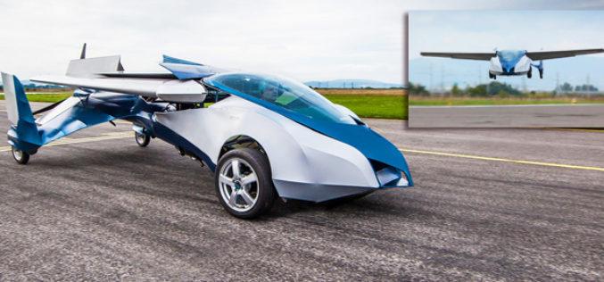 El 2017 sera el ano del primer auto volador
