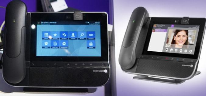 El nuevo Smart Deskphone de Alcatel-Lucent Enterprise