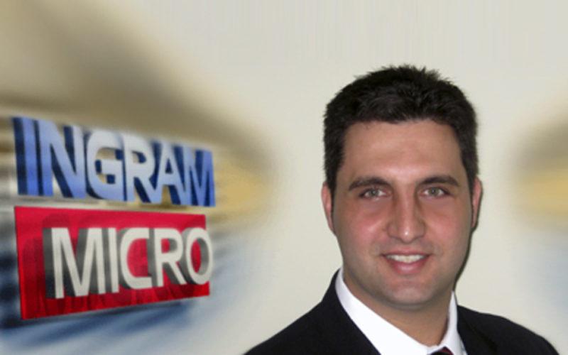 Ingram Micro nombra a Alfredo Navarro como Director Regional del area de Data Capture/POS para America Latina.