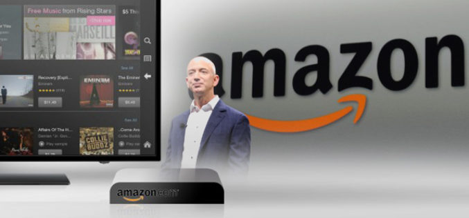 El set-top box de Amazon estara listo para este ano