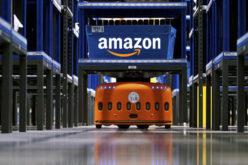 Amazon emplea robots y alivia el trabajo de sus empleados