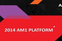 AMD anuncia su nueva plataforma AM1