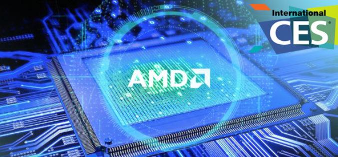 AMD da vida al futuro del computo en CES 2015