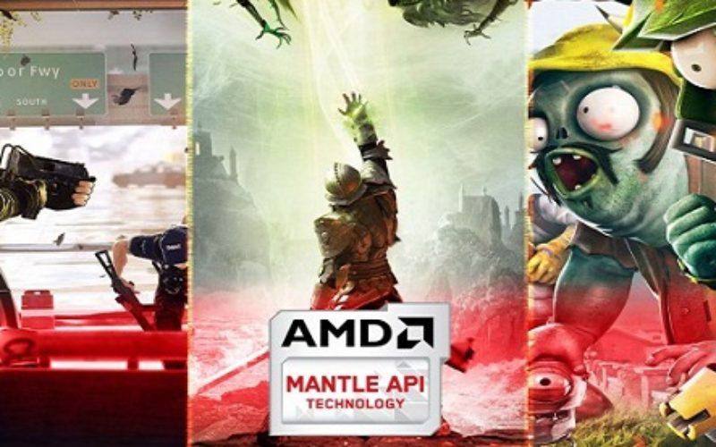 AMD brinda soporte a tres nuevos titulos de Electronics Arts