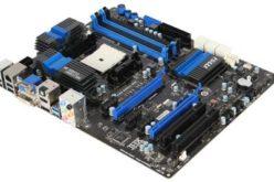 7.446 GHz logra la AMD APU en la placa madre MSI FM2-A85XA-G65