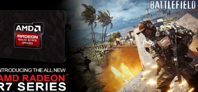 AMD expande su portafolio de productos gamers