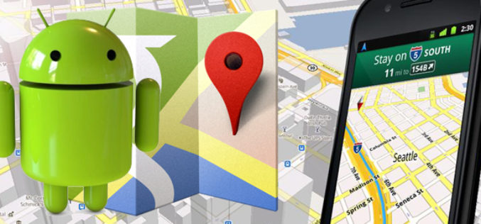 Google gives Android Maps app an overhaul