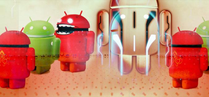 Las amenazas de malware a Android aumentan notablemente