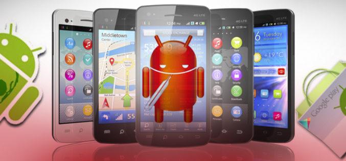 Dispositivos moviles son el principal objetivo de malware