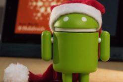 La Navidad de Android