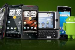 Android aumenta el dominio del mercado de smartphones