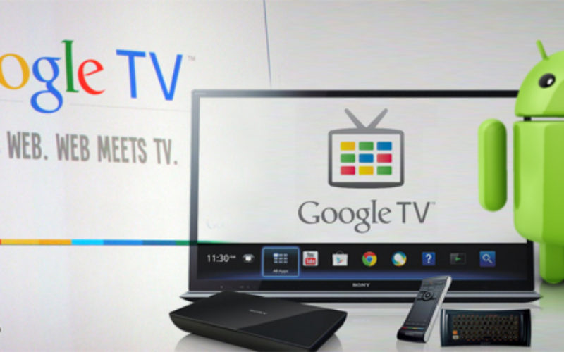Google TV podria ser sustituida por Android TV