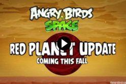 Angry Birds llega a Marte