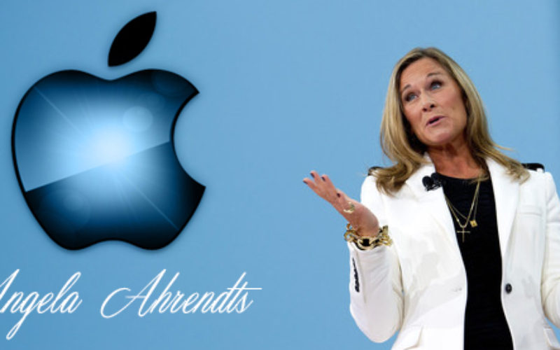 La CEO de Burberry trabajara en Apple