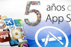 La App Store regala aplicaciones por su quinto aniversario