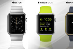 Apple anuncia la llegada del Apple Watch al mercado