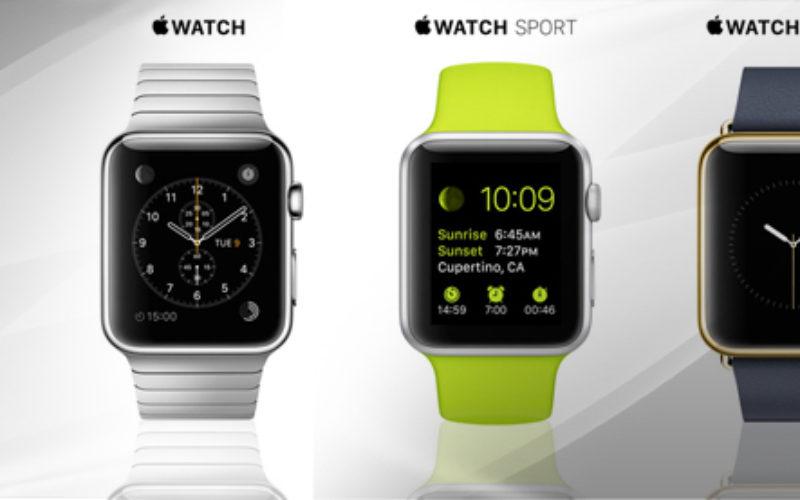 Apple anuncia la llegada del Apple Watch al mercado
