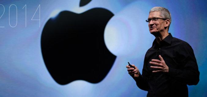 Tim Cook adelanta los planes de Apple