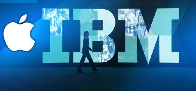 IBM anuncia sociedad con Apple para vender iPhones y iPads