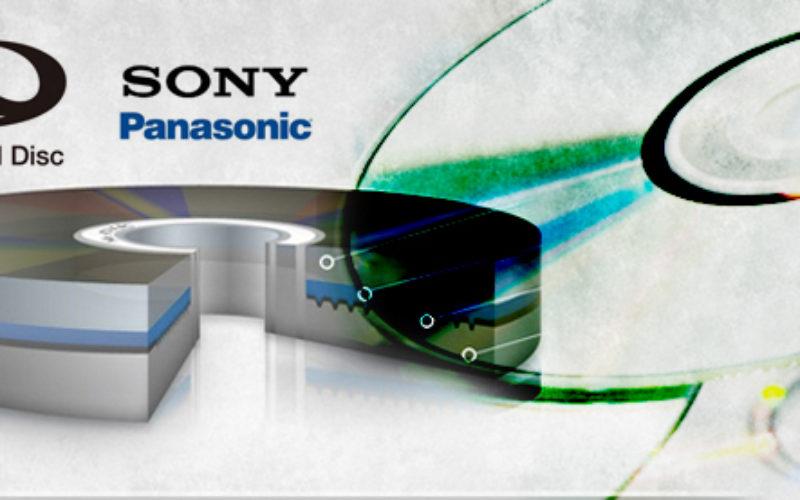 Sony y Panasonic presentan Archival Disc