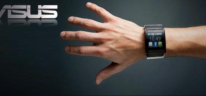 Asus prepara su smartwatch con Android Wear