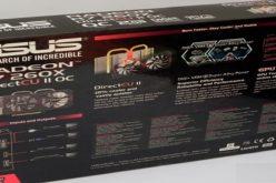 ASUS lanza las placas de video Radeon R9 y R7 DirectCU II
