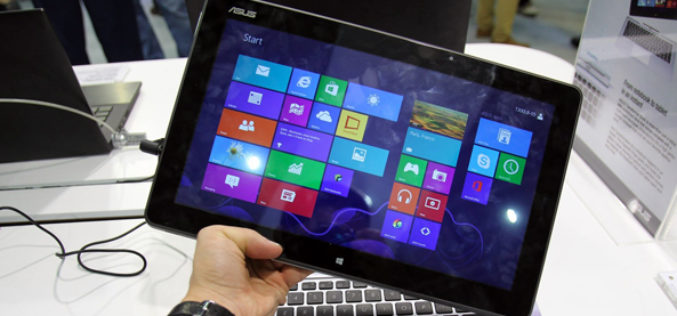 Intel equipa dispositivo de ASUS y Windows