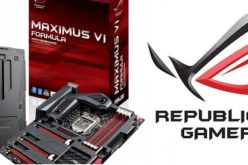 ASUS Republic of Gamers anuncia la disponibilidad de su motherboard Maximus VI Formula