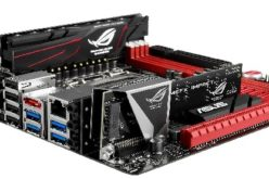 ASUS Republic of Gamers presenta su motherboard Mini-ITX Maximus VI Impact en Argentina