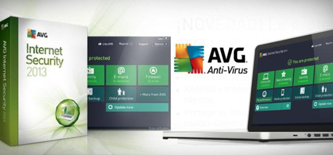 AVG puede encontrarse en el auto, telefono y en cada dispositivo
