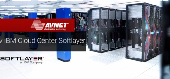 Avnet distribuye Softlayer